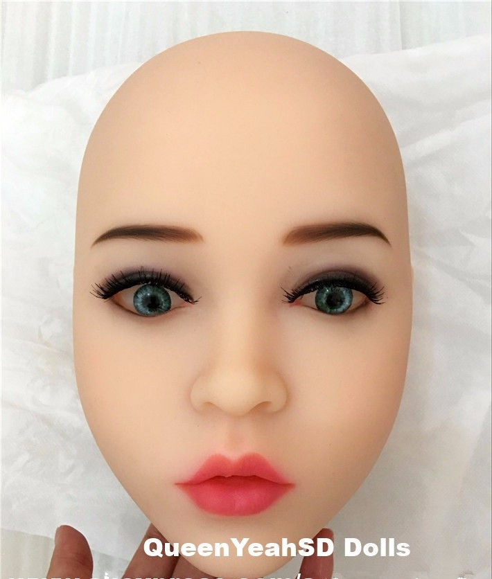 Oral head for real <font><b>doll</b></font> <font><b>sex</b></font> <font><b>doll</b></font>, love <font><b>doll</b></font>, japanese realistic <font><b>dolls</b></font> head fit <font><b>135cm</b></font> to 168cm body image