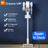 Dreame V9 Handheld Cordless Vacuum Cleaner Protable Wireless Cyclone Filter 120AW Strong Suction Carpet Dust Collector for Home