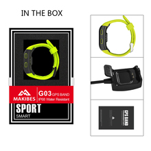 Smart Bracelet GPS Waterproof Sports Band