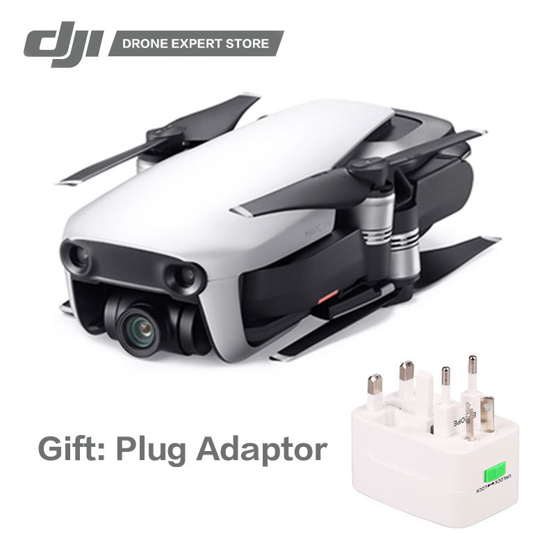 Original New DJI Mavic Air Drone with Camera 4K Video Max. 21 Mins Flight Time Aerial Photograph Quadcopter with Controller ryze tello drone with dji flight tech camera photography video quadcopter toy drone birthday gift children education