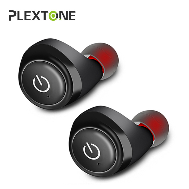 TWS Bluetooth Earphones True Wireless Earbuds Mini Stereo Bass Music Headsets Hands-free With Mic Sport Headphones for Phones