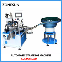 ZONESUN Customized Automatic Stamping Machine