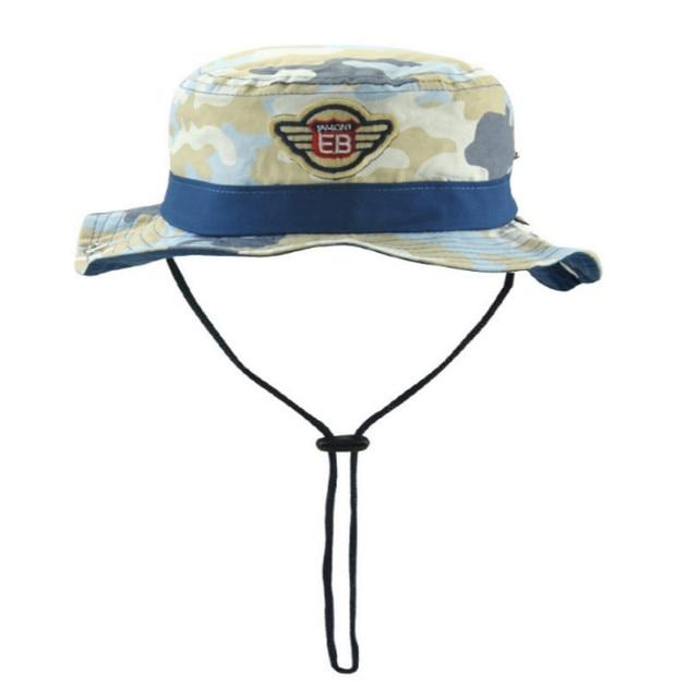 Blue Beach hat 5c64fdf9349f2