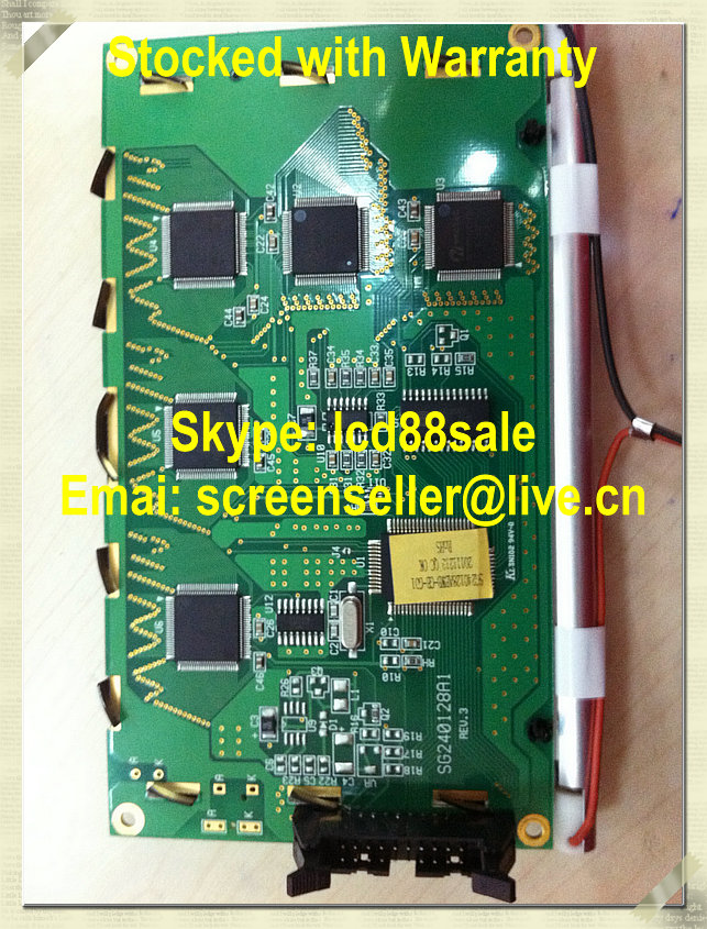 Best Price And Quality  SG240128A1   Industrial LCD Display
