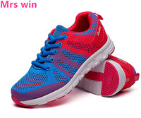 New Women Running Shoes Women Sneakers Women Flywire Outdoor Sports Fitness Shoes Lady Spring Summmer
