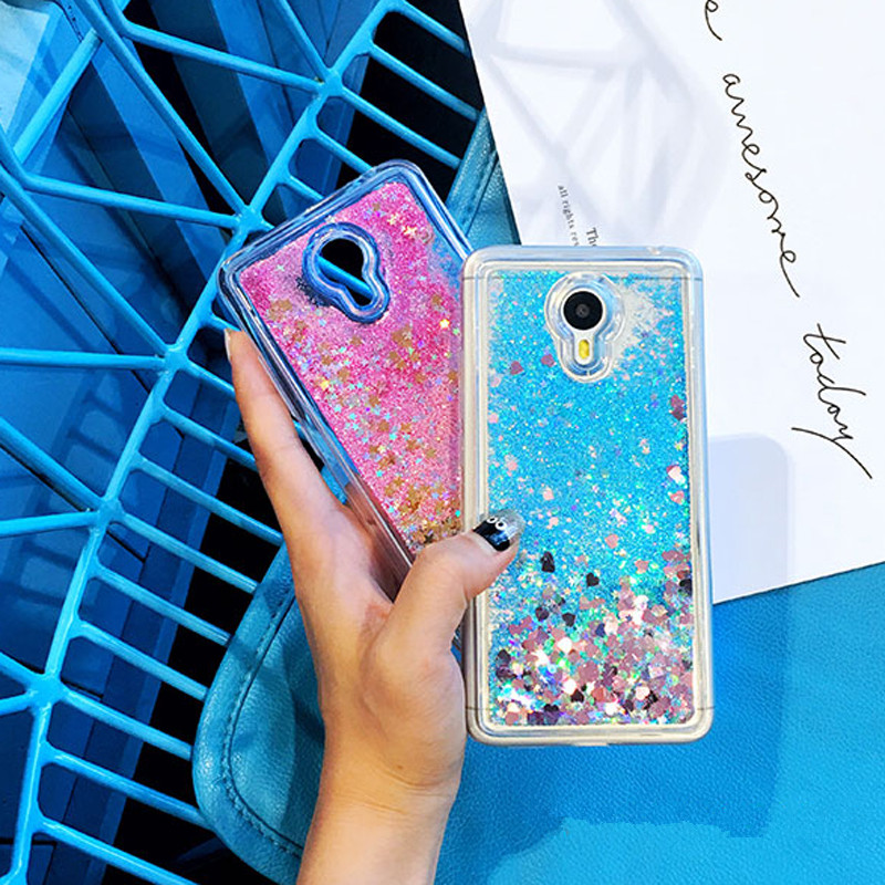 Intellective For Meizu M3 Note Case Glitter Bling Quicksand Water Sand Soft Back Case Cover For Meizu M5 Note Liquid Case Coque Capa Fundas Cellphones & Telecommunications