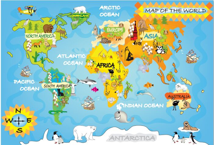 New can customized home decor kids baby world map child bedroom new can customized home decor kids baby world map child bedroom wallpaper tv cartoon wall large mural 3d wall stickers art wall in wallpapers from home gumiabroncs Image collections