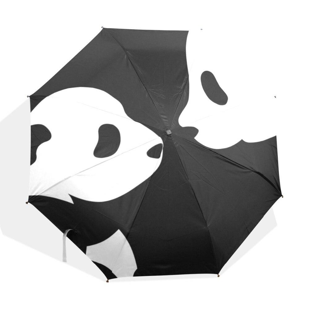 2018 nueva mujer lluvia paraguas de la historieta Animal creativo ...