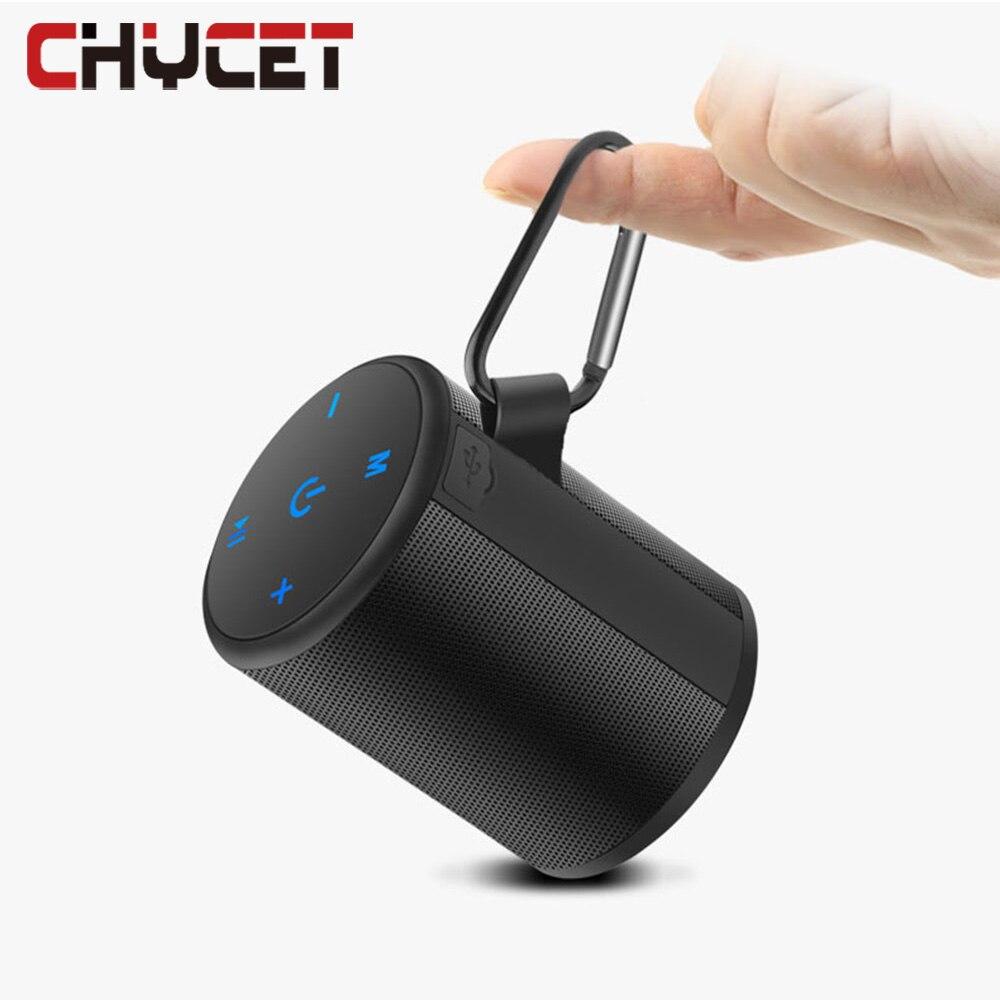 Portable Audio & Headphones Chycet Ipx5 Waterproof Portable Bluetooth Speaker