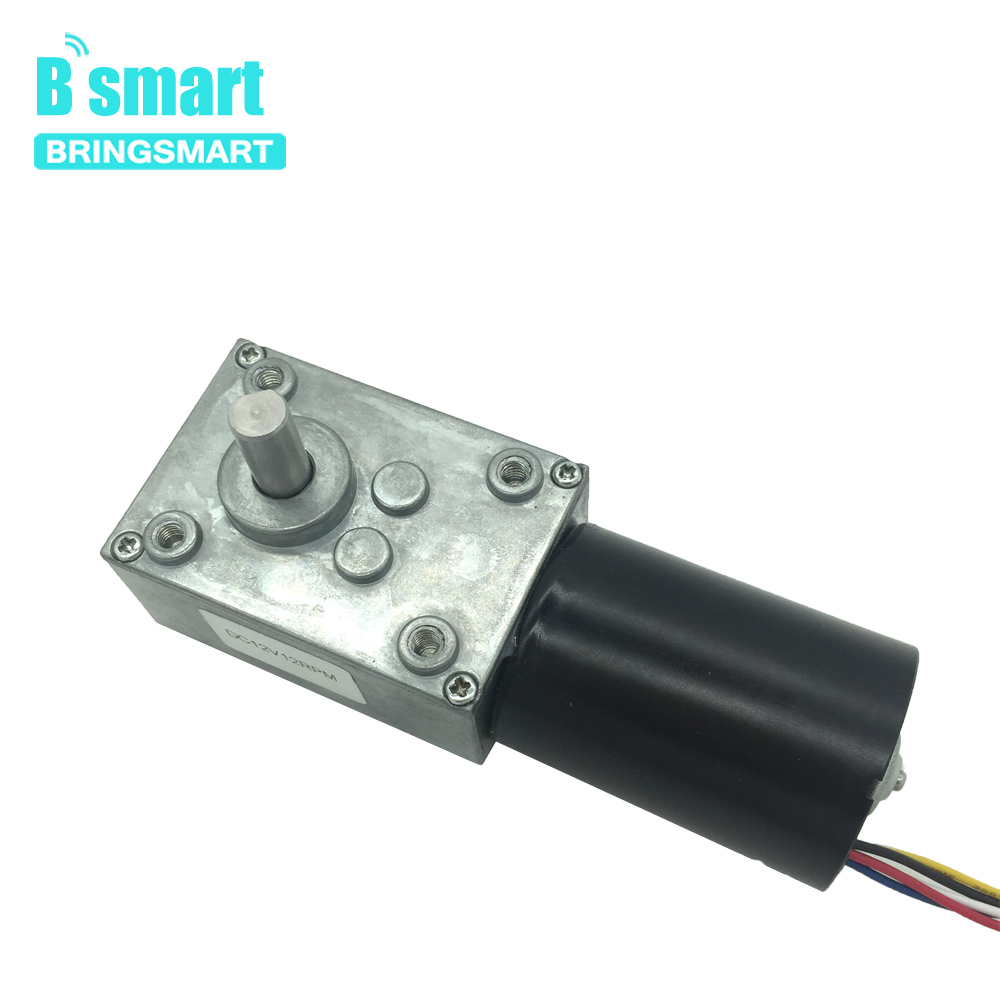 Bringsmart 12V BLDC Motor 24V Brushless DC Worm Gearbox Motors 14-470rpm High Torque Micro Electric Motor For DIY Part 5840-3650Bringsmart 12V BLDC Motor 24V Brushless DC Worm Gearbox Motors 14-470rpm High Torque Micro Electric Motor For DIY Part 5840-3650