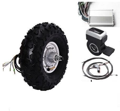 """14,5 """"800 Watt 48 V Elektrische Radnabenmotor Elektromotoren Für Mobilität Elektroroller Elektrisches Skateboard Motor Kit"""
