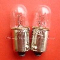 Миниатюрная лампочка 24v 0.1a ba9s t10x28 A373 GREAT 10 шт.