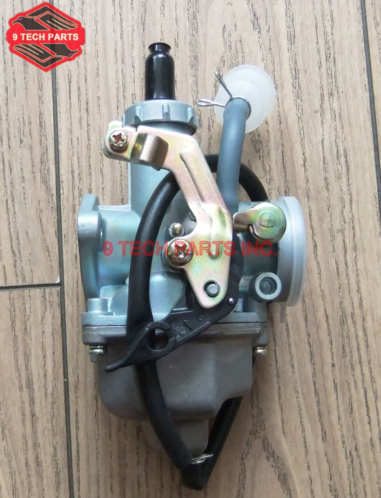 PZ30 30mm Carburetor Cable Choke Carb ATV Dirt Bike Pit Quad Go Kart Buggy 175cc 200cc 250cc CG200 CG250 Fuel Filter Gift