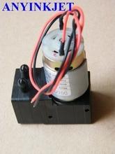 Micro Diaphragm pump 6.8W 24v dc air pump black color pump 15l m flow dc brush diaphragm micro pump vacuum 24v