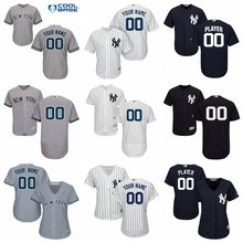 MLB New York Yankees Cool Base Flex Base Custom Jersey for men women kids  youth( 1ad559bb0