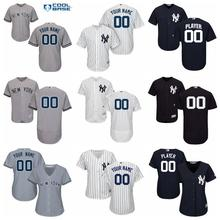 e443c38f3b5 MLB New York Yankees Cool Base Flex Base Custom Jersey for men women kids  youth(