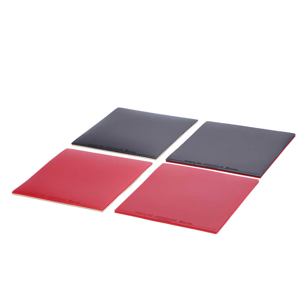 Red/Black  (PingPong) Rubber Sponge  2.2mm Pips-in Table Tennis New Arrival