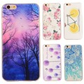 Cute Cartoon Case sFor Coque iphone 6 6S 6G Soft TPU Lemon Bike Rubber Back Cover Silicon Phone Cases for Fundas iPhone6 6S 6G