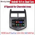 8 '' автомобильный радиоприемник dvd-плеер для Chevrolet Aveo 2011 с Canbus аудио Mp3 подарок карту Am / Fm / 3 г usb-хост встроенный wi-fi