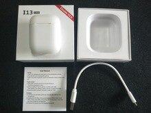 2019 новый сенсорный контроль i13 СПЦ 1:1 наушники Беспроводной Bluetooth 5,0 3D super bass Наушники pk i10 i11 i12 СПЦ для iphone android