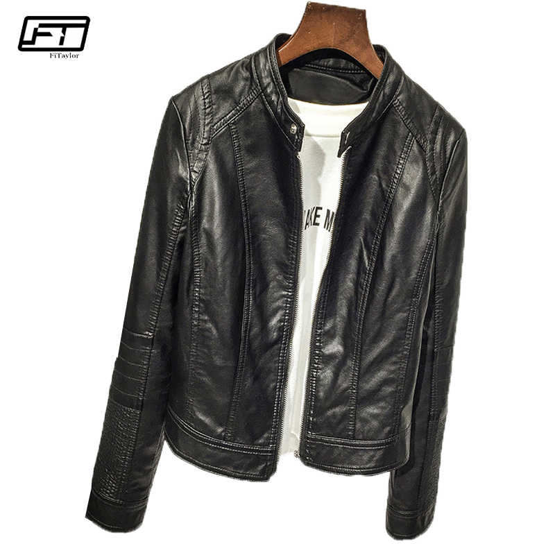fad5f1665 Detail Feedback Questions about Fitaylor Spring Autumn Fashion Moto ...