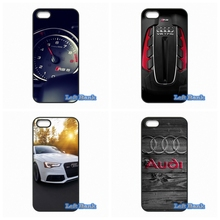 Audi Rs Series Phone Cases Cover For Apple iPhone 4 4S 5 5S 5C SE 6 6S 7 Plus 4.7 5.5 iPod Touch 4 5 6