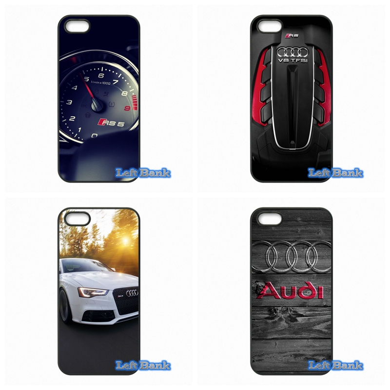 8ee9949084 Audi Rs Series Phone Cases Cover For Apple iPhone 4 4S 5 5S 5C SE 6 6S 7  Plus 4.7 5.5 iPod Touch 4 5 6-in Half-wrapped Case from Cellphones ...