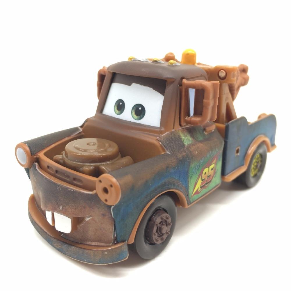 Carros2 Pixar cars2 Brio tractor Metal Maquetas 1:55 brinquedos miniaturas menino kid toys 6 years old scale models cars pixar