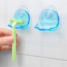 Бритва зубная щетка держатель Санузел стены присоска крючок бритвы ванная комната#30