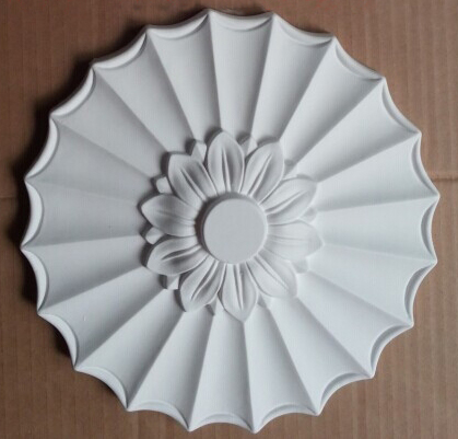 Awesome PU Dekorative Decke Rose Für Anhänger Licht Decor Panel Droplight Decke  Platte Rosette Dekoration