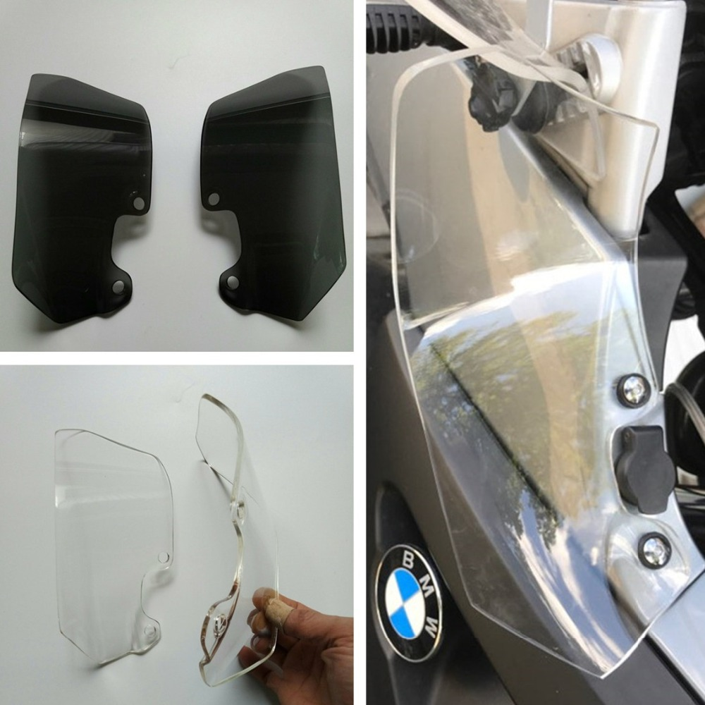 Transparent/ Smoke Motorcycle Windshield Windscreen Ventilation plate side panels For R1200GS 2004-2012 R 1200 GS 04-12Transparent/ Smoke Motorcycle Windshield Windscreen Ventilation plate side panels For R1200GS 2004-2012 R 1200 GS 04-12