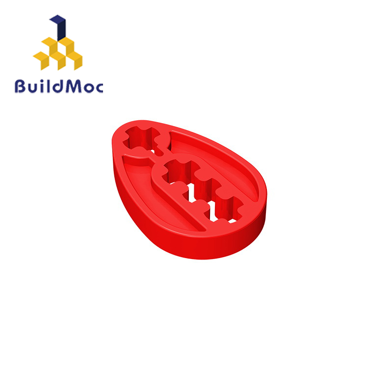 BuildMOC Compatible Assembles Particles 6575 For Building Blocks Parts DIY LOGO Educational Creative Gift Toys