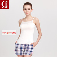 2018 HOT SALE Ladies Camis Modal Top Lace Transparent Camisole Tank Tops Women Shirt Female Sexy