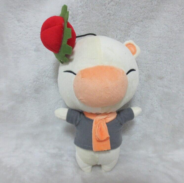 Final Fantasy type 0 VII Chocobo Soft Plush Stuffed Doll 27cm Cosplay Pig Plush Beige