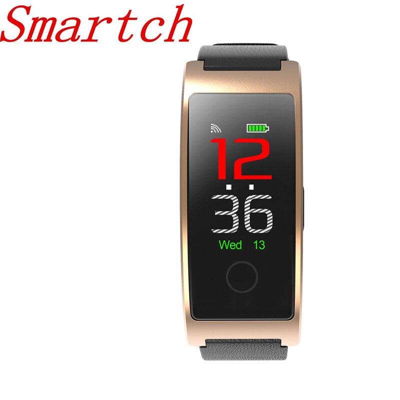Smartch Neue CK11C Smart Band Bunte Heart Rate Monitor Armband Blutdruck Fitness Tracker Sport Uhr