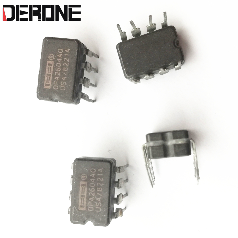 1 Piece OPA2604 AQ Dual Op Amp Ceramic Package Second-hand Op Amp Replace OPA2604AP LME49720NA AD827JN OPA2132PA
