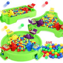New Hot Desktop Game beads Frog eating peas Great Family Competitive Interactive table Strategy toy Kid party Toys for children frog eating beans 2018 funny board games toys for children interactive desk table game family game educational toys kid gifts