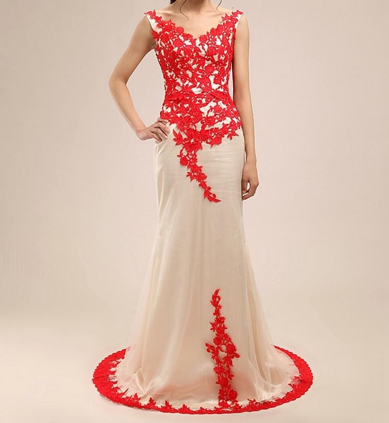 Robe de soirée en satin brodé à motif floral de style chinois