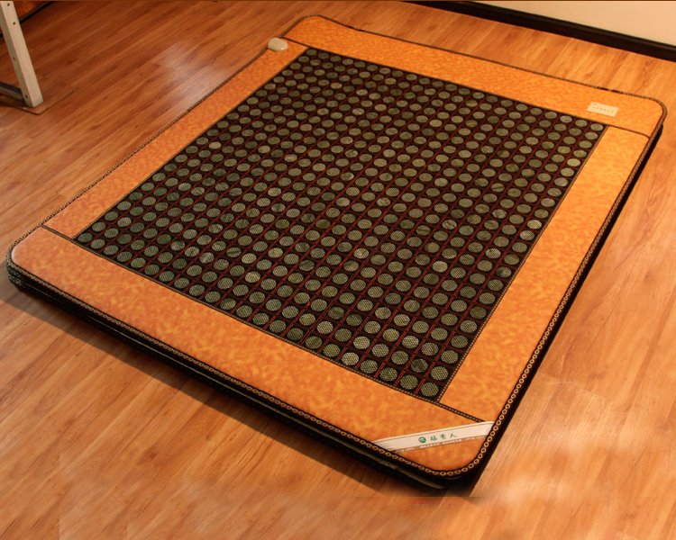 2016 Best Quality! Good Jade Mattress Tourmaline Infrared Heat Mat Physical Therapy Mattress 1.0*1.9M