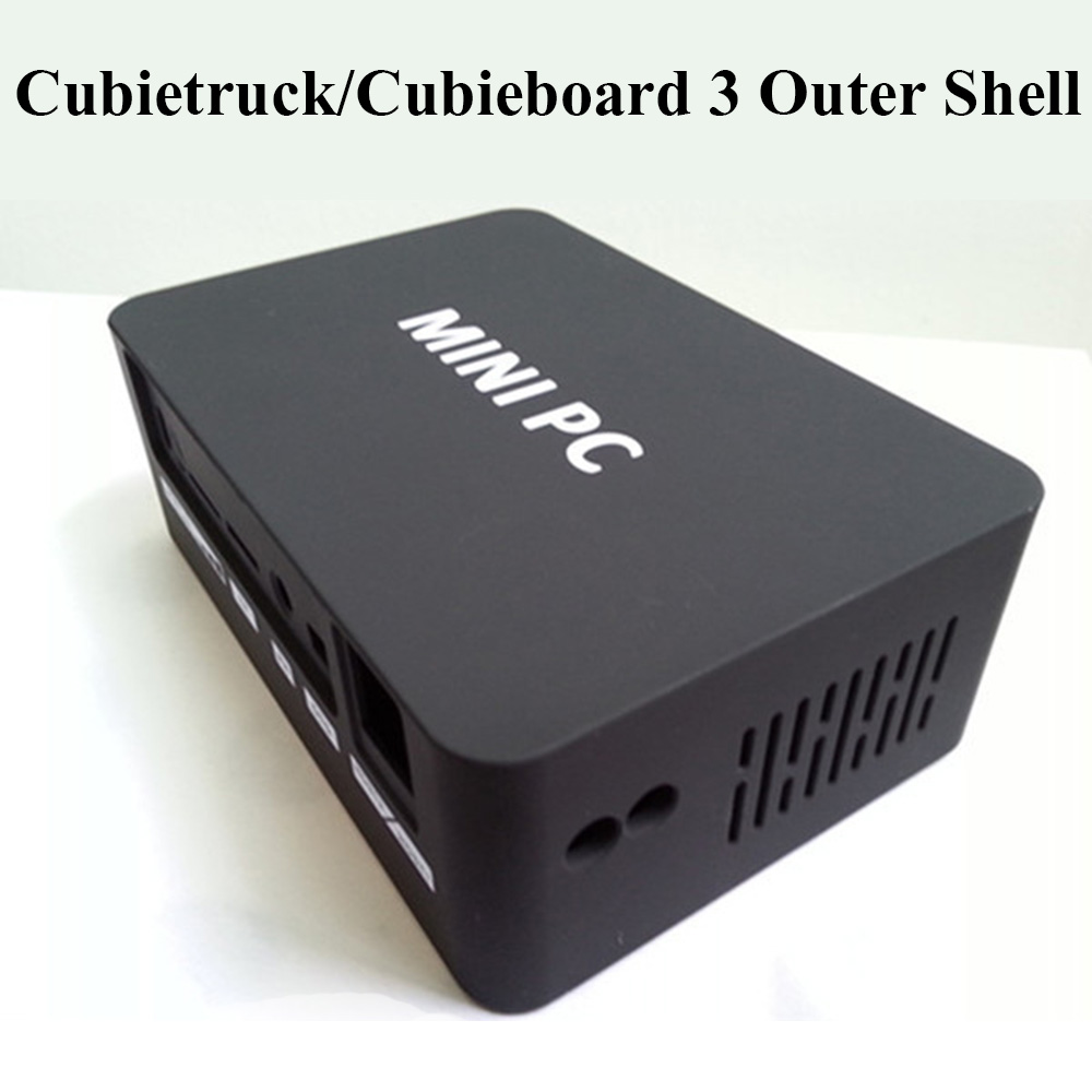 Cubieboard Outer Shell / Case For Cubietruck/CubieBoard3