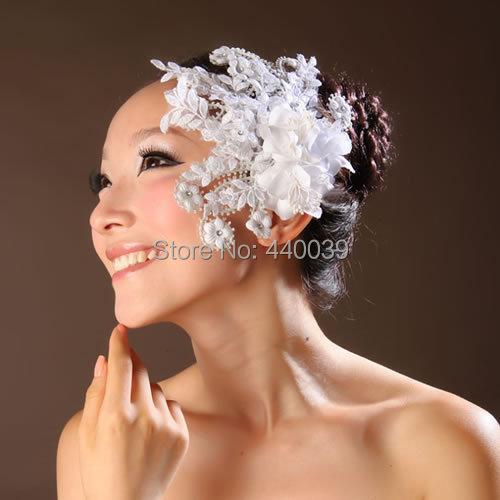 Algodão handmade da flor do casamento decoração cabeça de flor, Uma variedade de suprimentos de noiva, Frete grátis