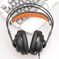 Steelseries Siberia V2 200 Gaming Headphone Game Headset PC Headphone with Mic for Computer Subwoofer Stereo Wired Earphone