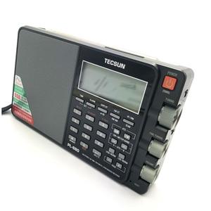 Image 3 - Tecsun PL 880 High Performance Full Band portable Digital Tuning Stereo Radio with LW/SW/MW SSB PLL Modes FM (64 108mHz)