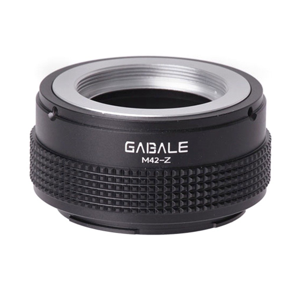 GABALE M42 Z Adapter Screw Mount Lens For Nikon Z Camera Mount Accessories