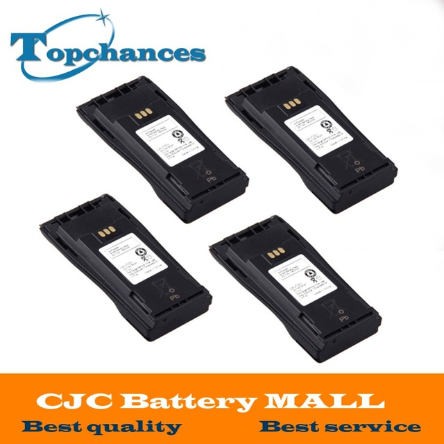 motorola 4x. 4x high quality ni-mh 1600mah 7.2v nntn4496 nntn4851 battery for motorola cp200 cp360 motorola 4x