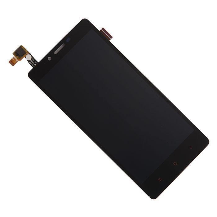 5.5 Pouce 720 P IPS Écran lcd Digitizer Assemblée Avec Écran Tactile Pour XIAOMI Redmi Note Note 1 3G 4G Noir