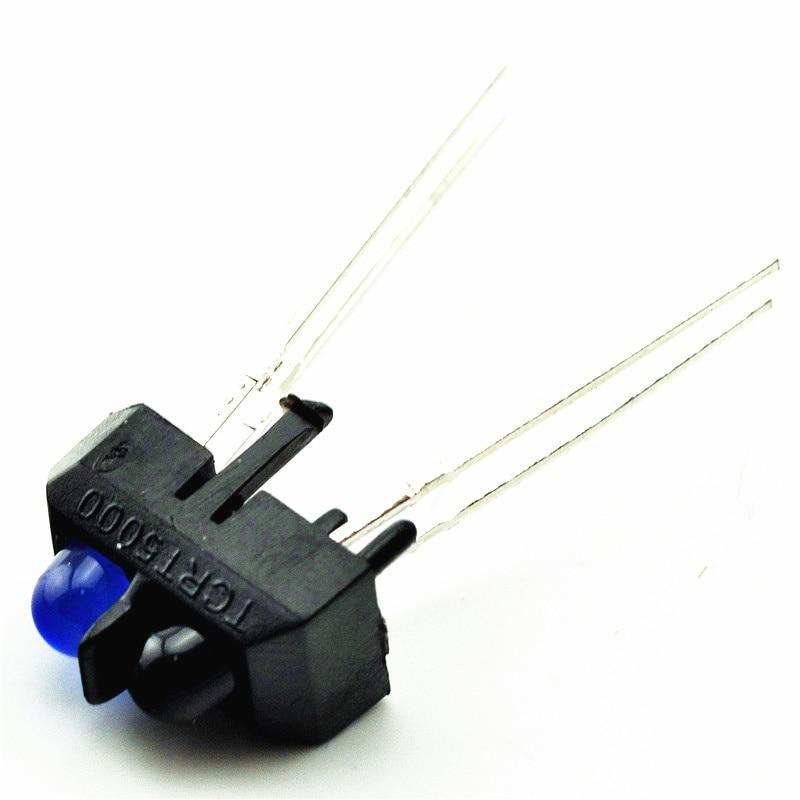 Interrupteurs photoélectriques à capteur optique infrarouge réfléchissant TCRT5000L TCRT5000