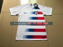 2018 2019 USA PULISIC Soccer 18 19 DEMPSEY BRADLEY ALTIDORE WOOD America Football  United States Shirt 646ece632