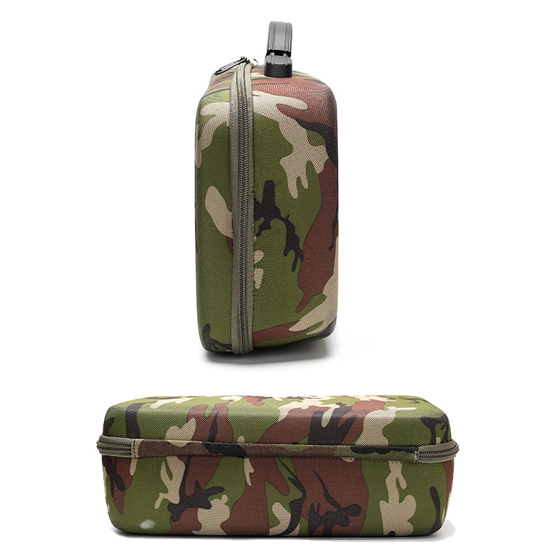 Image 5 - Yoteen Camouflage Bag For Nintendo Switch Carrying Case EVA Travel Bag For Console Dock Pro Controller Poke Ball Plus Controller-in Bags from Consumer Electronics