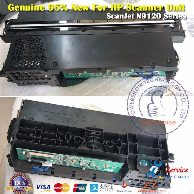 HP SCANJET N9120 SCANNER DESCARGAR CONTROLADOR